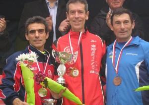 Jose Campeón Regional de Cross