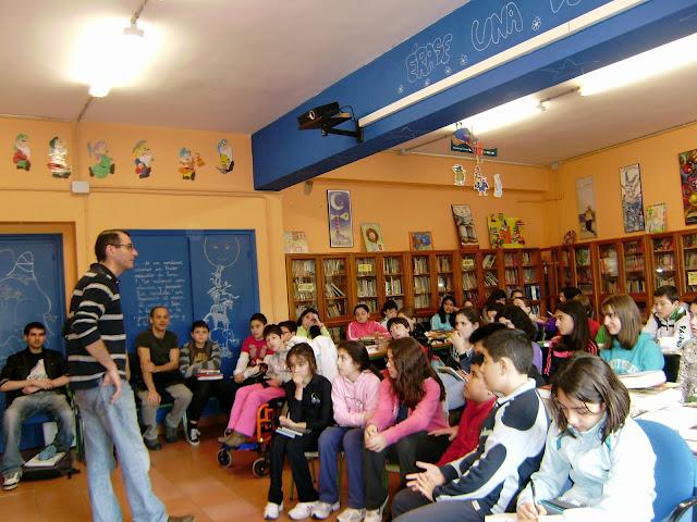 Roberto Aliaga en el Cisneros