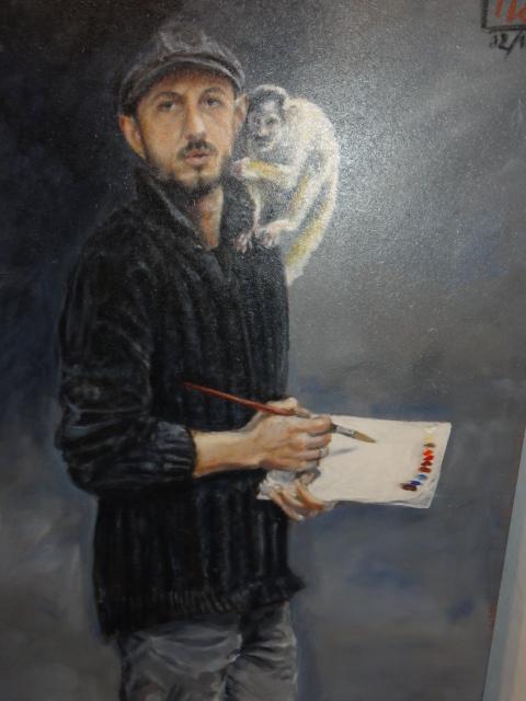 Autor de los retratos